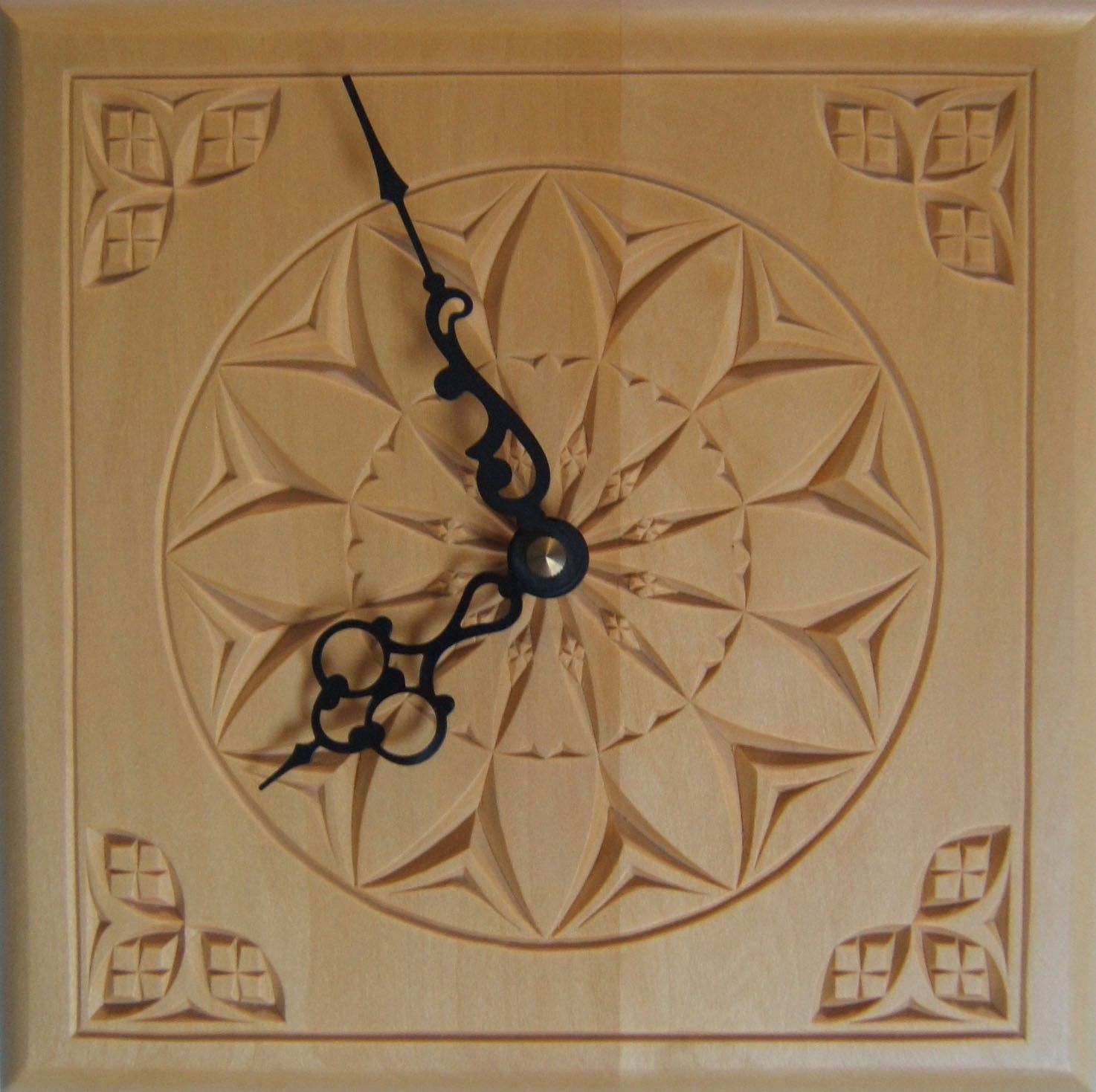 Easy wood carving patterns sculpture