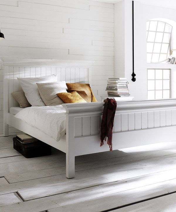 Take a look at this White King Bed on zulily today!