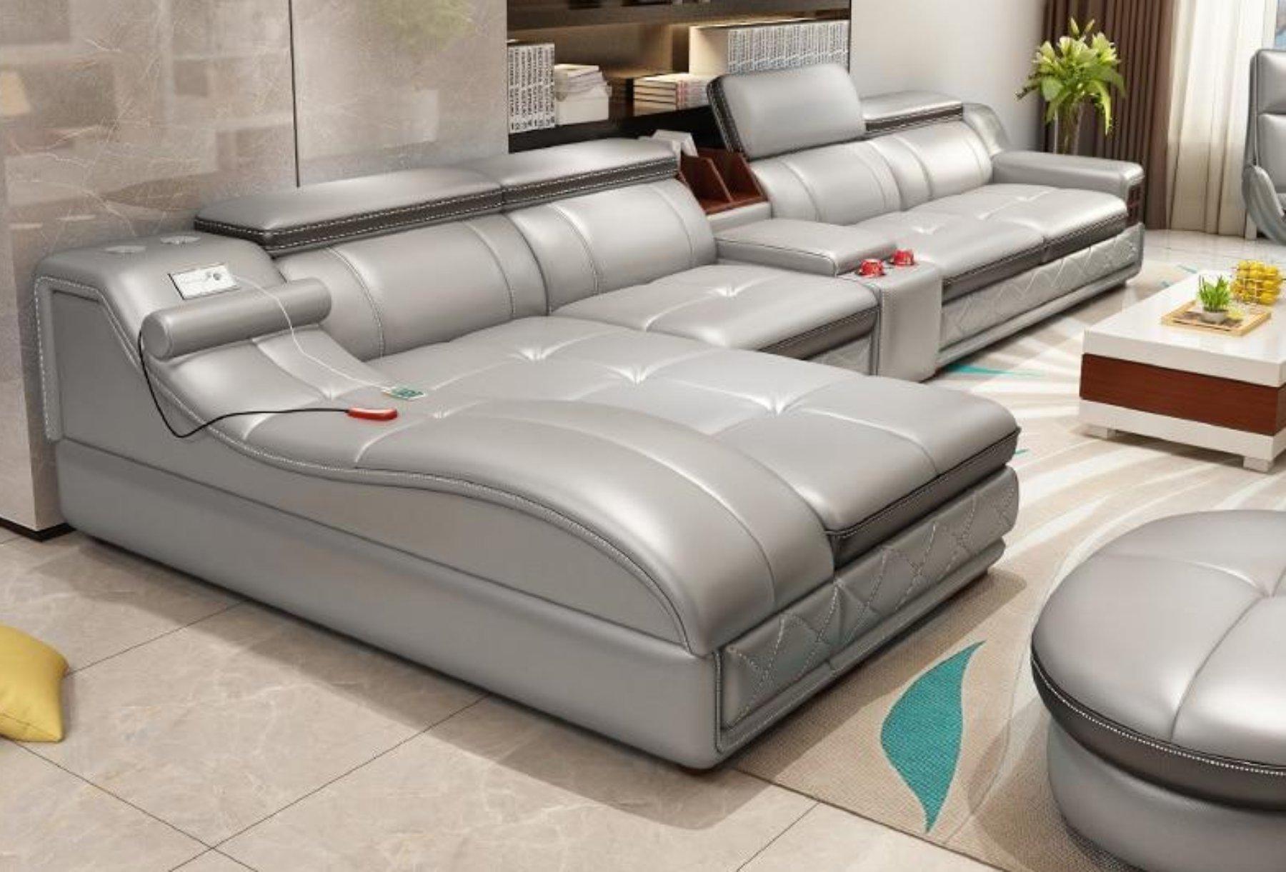 Stylish Corner Sofa Set For Living Room Living Room Sofa Set