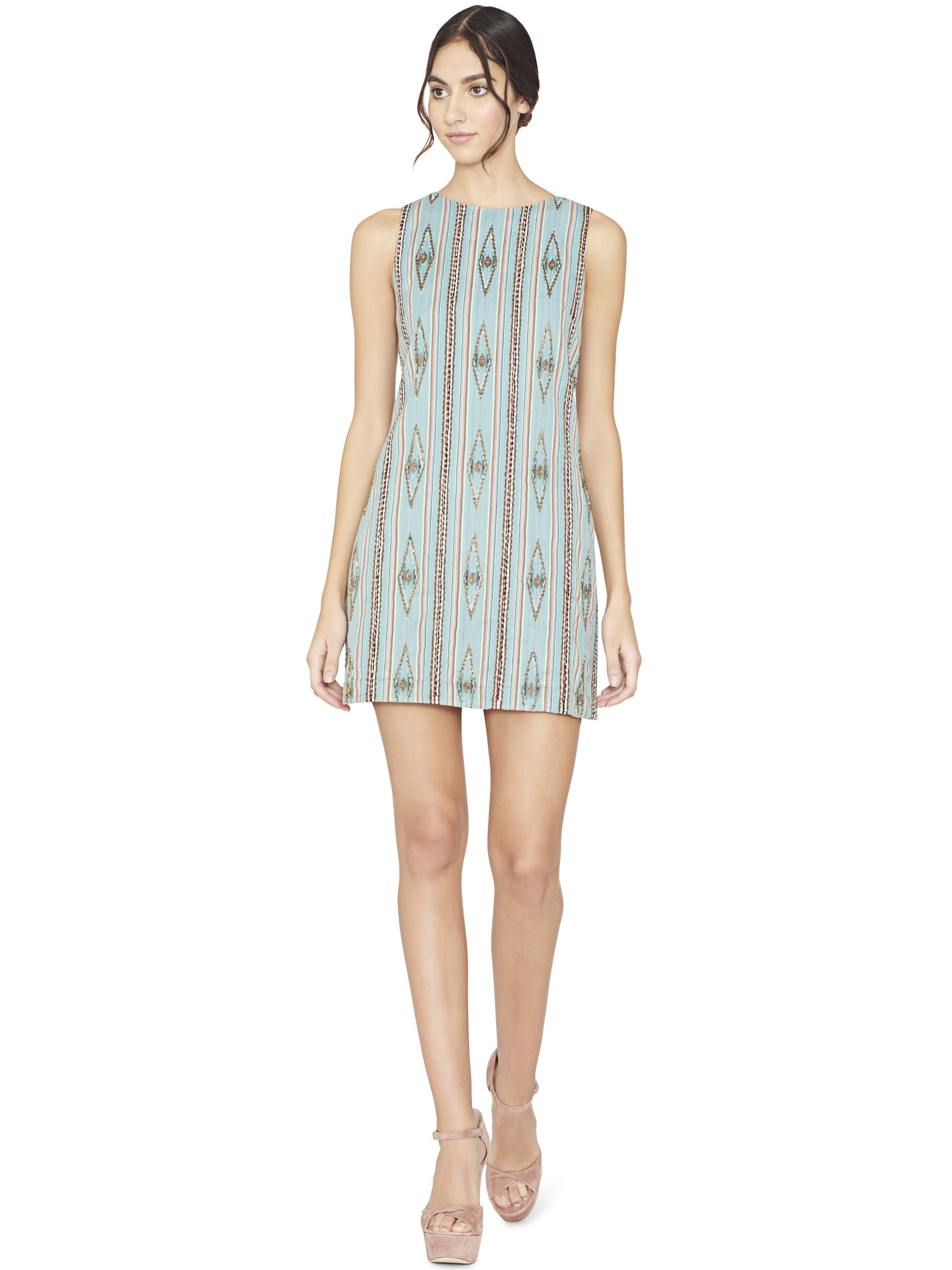 discover the clyde embellished shift dress from alice olivia
