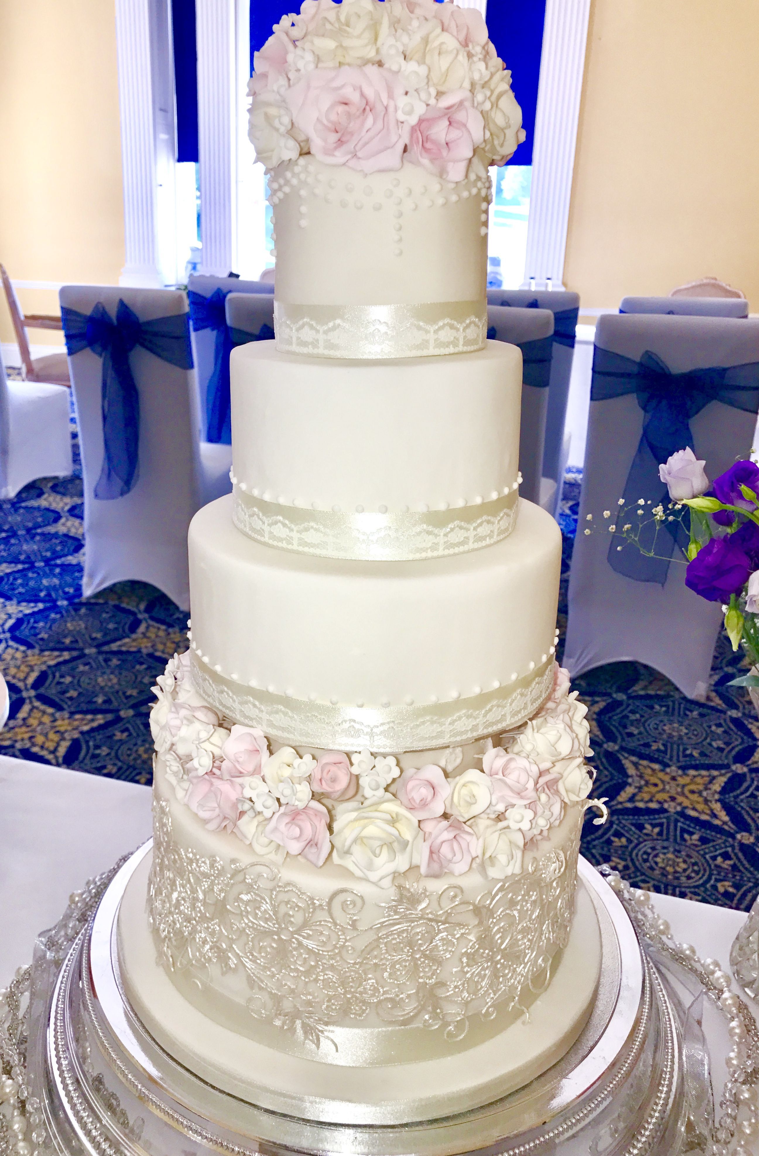 Pin by serendipity cake company on sugar flower wedding