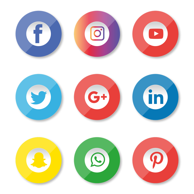 Social Media Icons Set Logo Vector Illustrator Social Icons Logo Icons Media Icons Png And Vector With Transparent Background For Free Download Social Media Icons Social Icons Vector Logo