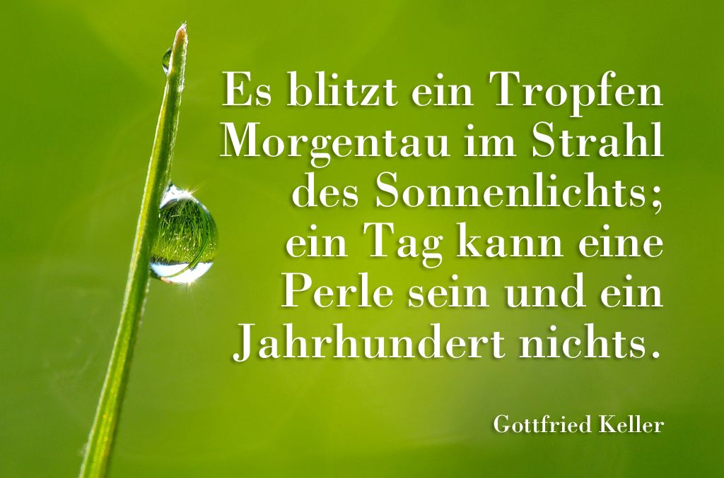 Morgentau Mein Schönes Land Gedichte Und Sprüche Und