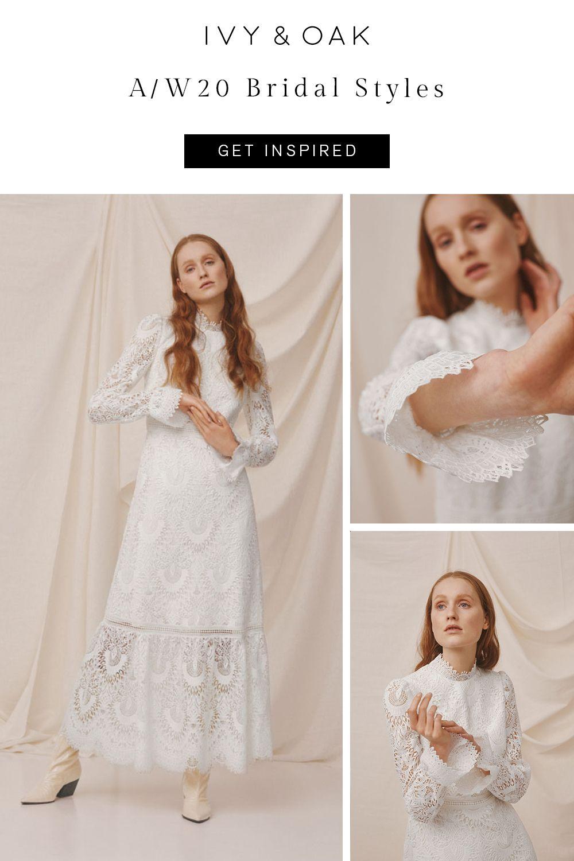 Einzigartige Hochzeitskleider!