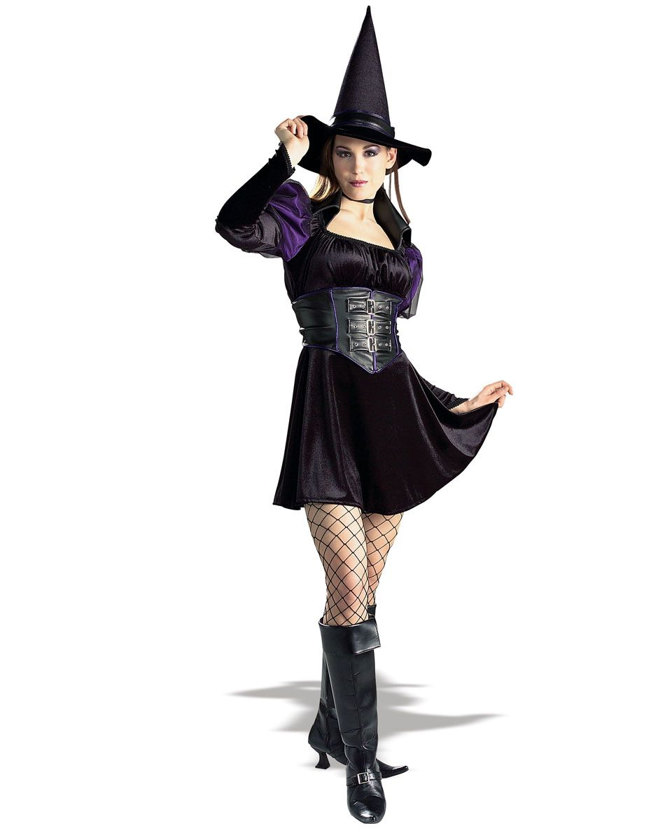 577e38f15 Grand Heritage Midnight Witch Adult Womens Costume | Halloween ...