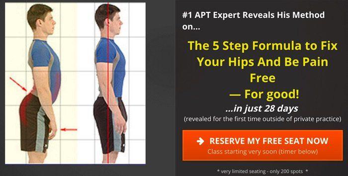 Fixing Anterior Pelvic Tilt: Posture tricks to make your butt and gut smaller