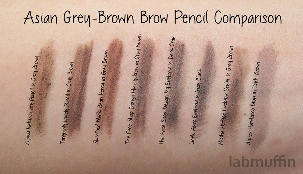 Micro Brow Pencil by NYX Professional Makeup #10