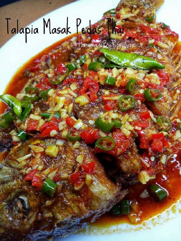 Pin Auf Msian Fish Prawns