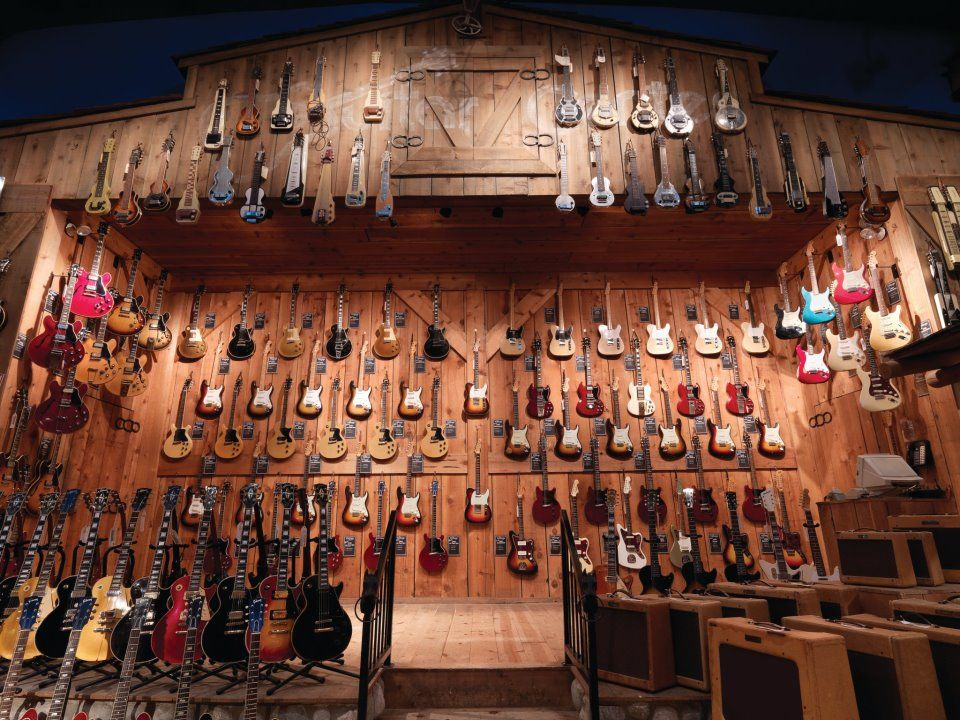 where does one start i 39 d suggest from the top left guitars amps pinterest center stage. Black Bedroom Furniture Sets. Home Design Ideas