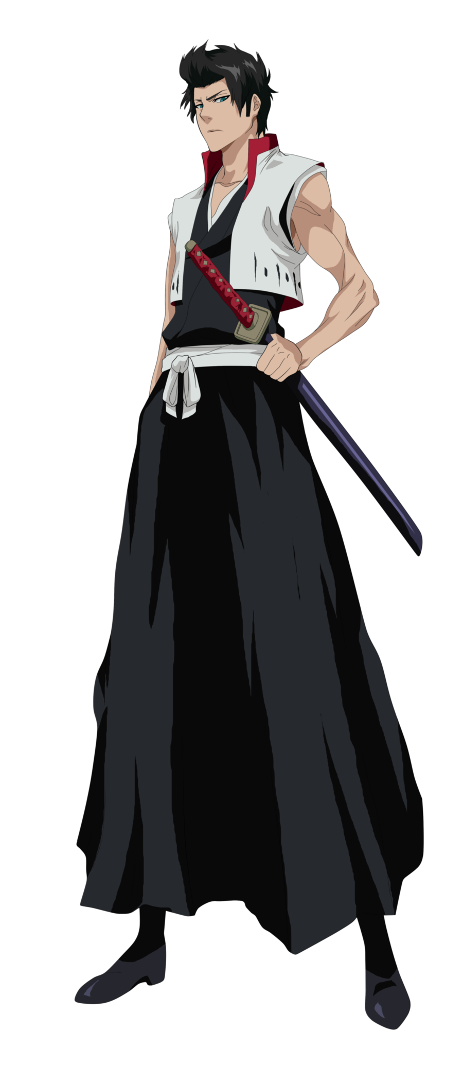 Satomaru Morimoto Fullbody por ZanpakutoLeader Bleach