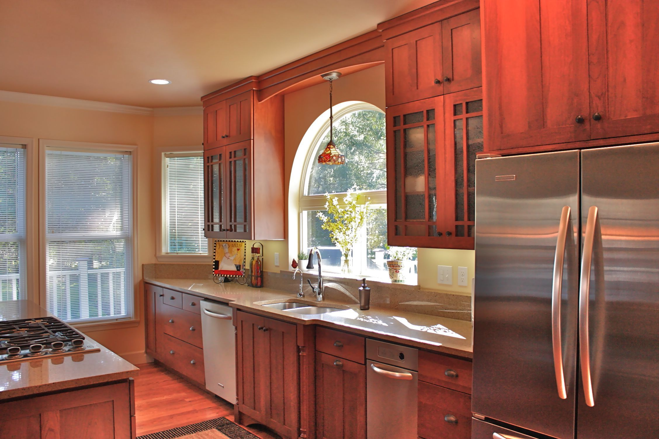 Excellent idea on Mahogany Kitchen Cabinets   Cost of ...