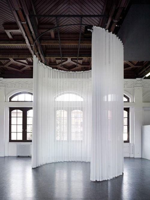 Design, Curtains, Architecture