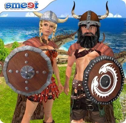 VIKINGS! #smeet www.smeet.com
