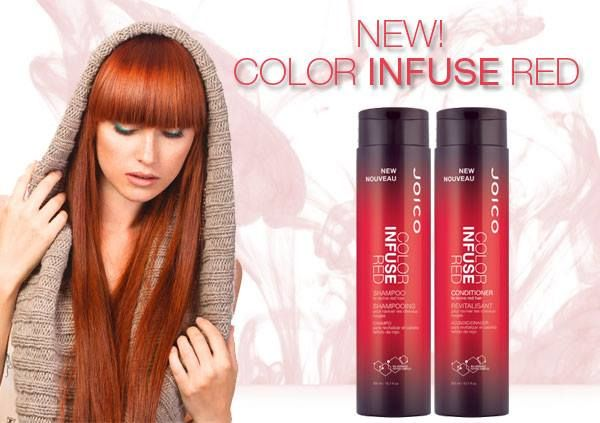 Pastel Red Daily Conditioner Red Shampoo Gold Hair Dye Color
