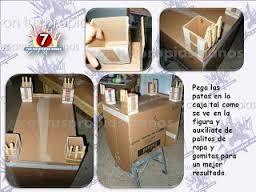 Cunitas De Carton Para Baby Shower Con Imagenes Cunas Para