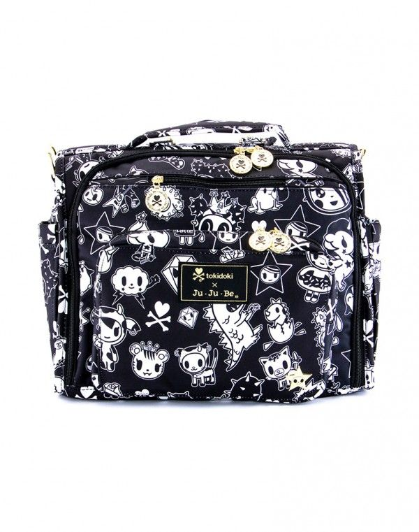 Tokidoki X Ju Be B F Diaper Bag The King S Court Jujube