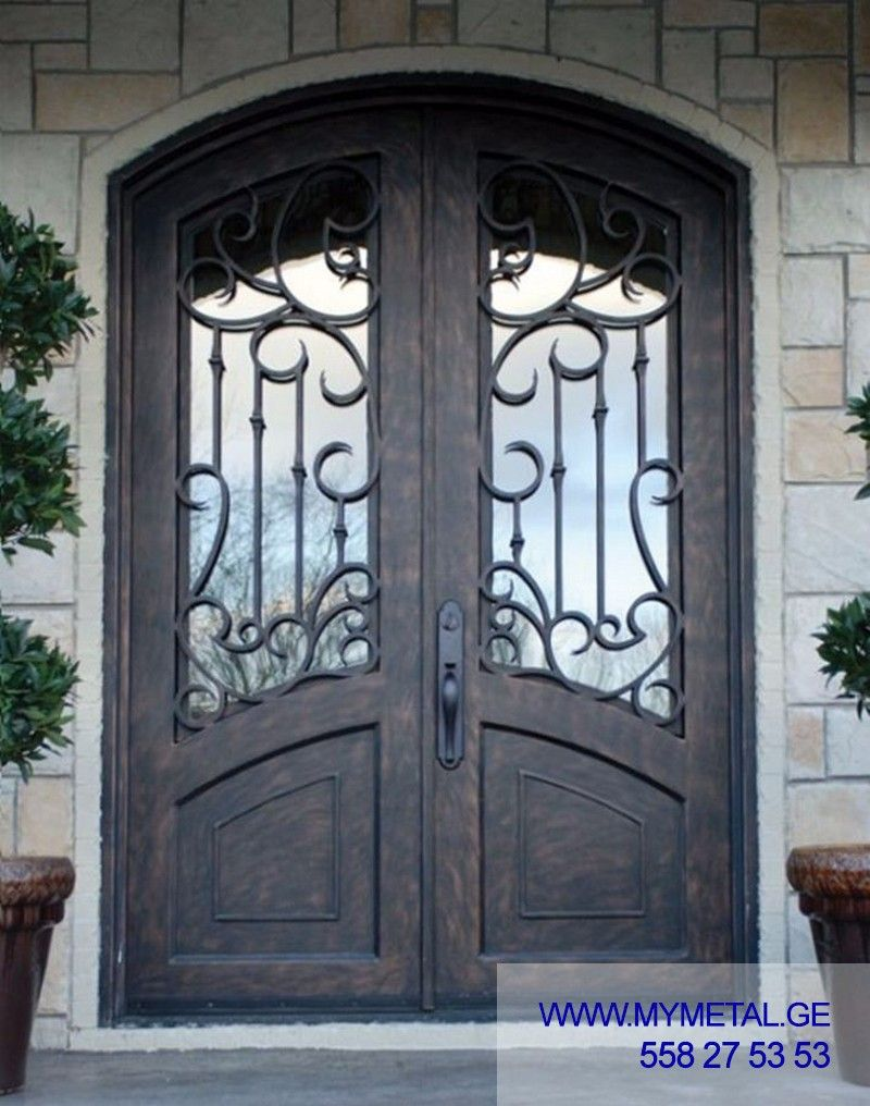 Mymetalge მაიმეტალ кухни Iron Front Door