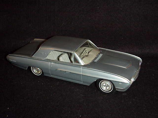 1963 Ford Thunderbird Coupe promo model