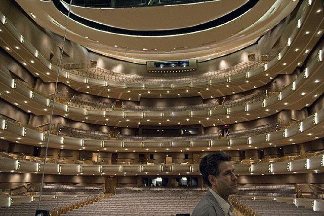 Modern Opera Houses Modern Opera House House
