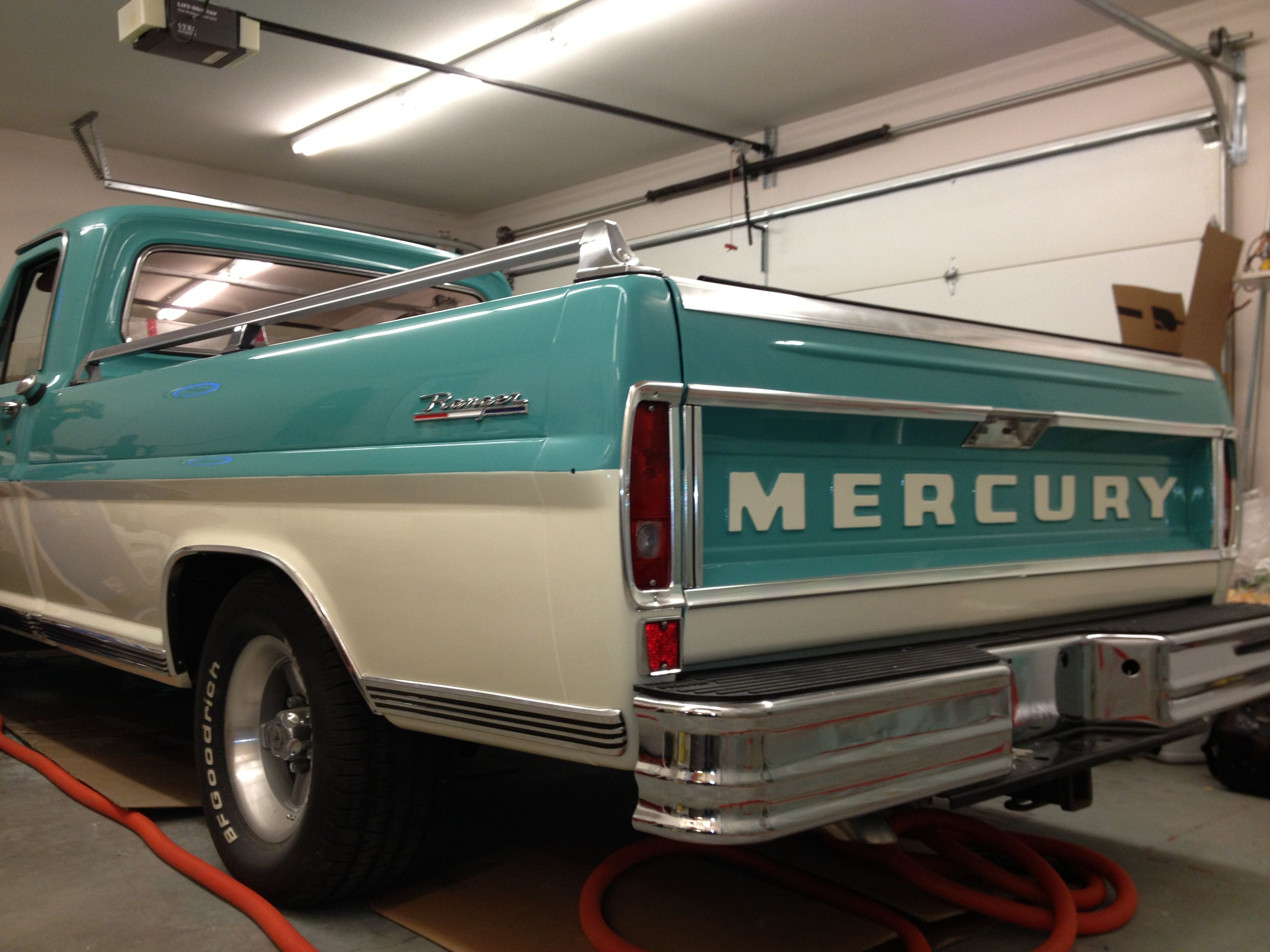 Pin by Mybig Johnson on Mercury Trucks | Pinterest | Cars and Ford
