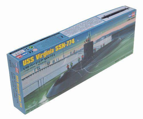 USS VIRGINIA SSN-774 HOBBY BOSS 1//350 PLASTIC KIT