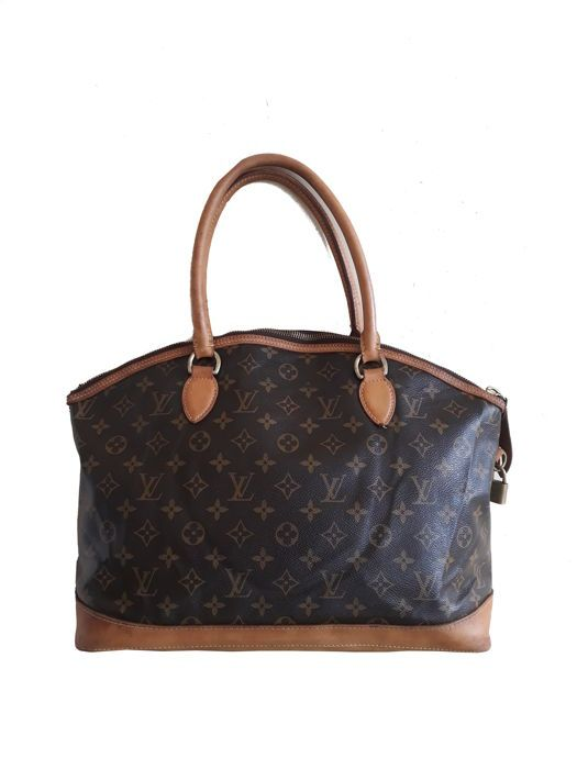 b611ba78e Louis Vuitton - Lockit Tote bag in 2019 | Handbags | Bags, Tote Bag ...