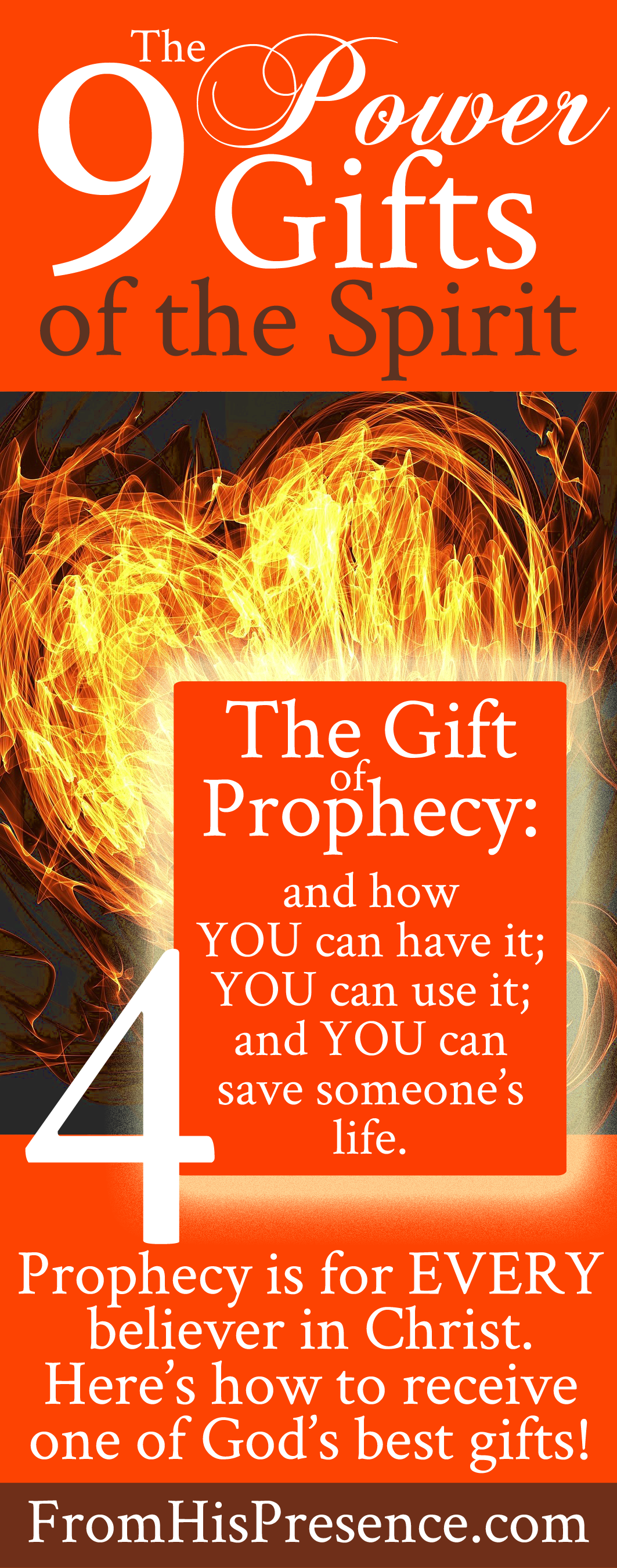 The 9 power gifts of the spirit the gift of prophecy bible gift the 9 power gifts of the spirit the gift of prophecy negle Image collections
