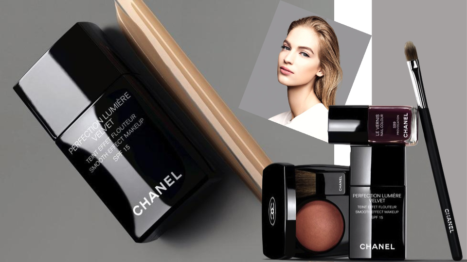 CHANEL MAKEUP Perfection Lumiere Velvet SPF15 new Foundation Spring 2014