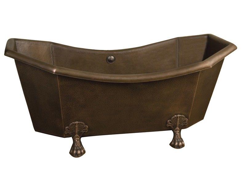 Copper Bathtub COTHXN70-AC-AC
