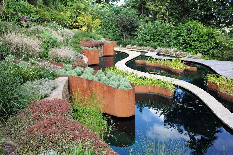 Garden Design Pictures Gewinner Des Society Of Garden Designers Awards 2017 Garden Design Pictures Winners O Hinterhof Designs Hinterhof Gartendekoration