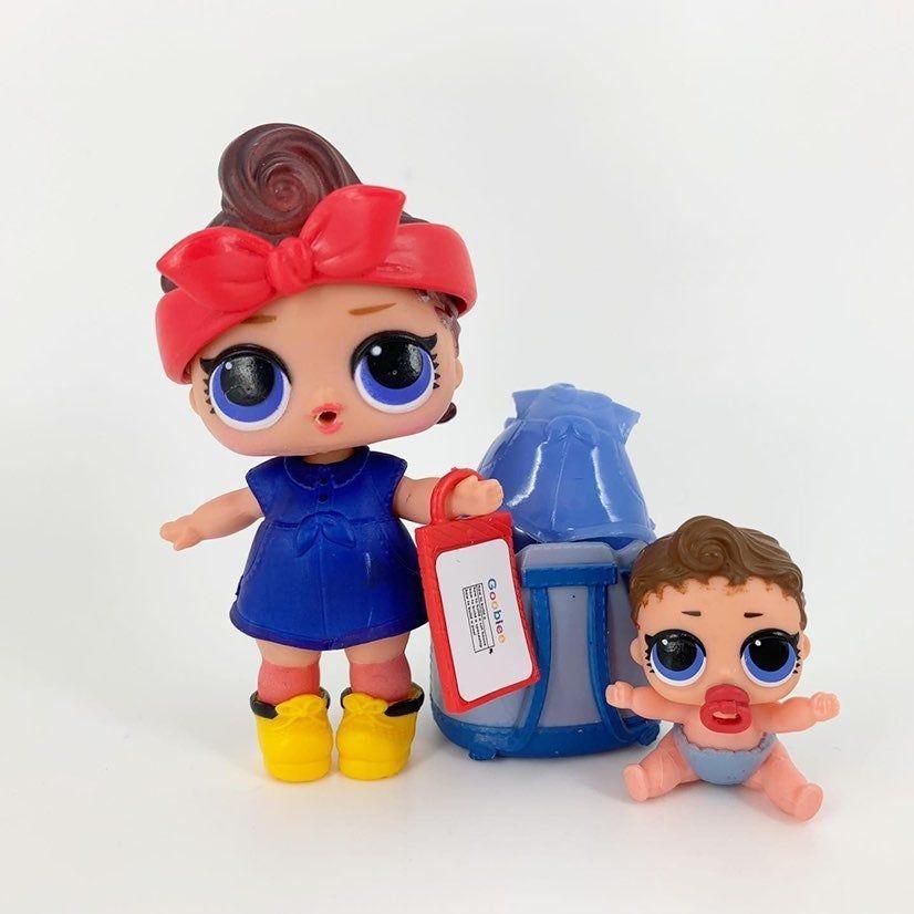 LOL Surprise Series 3 Doll Big Sister Go-Go Gurl /& Clothes Shoes Glasses Bottle