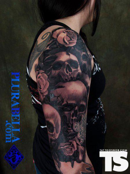 Tattoo by Kore Flatmo