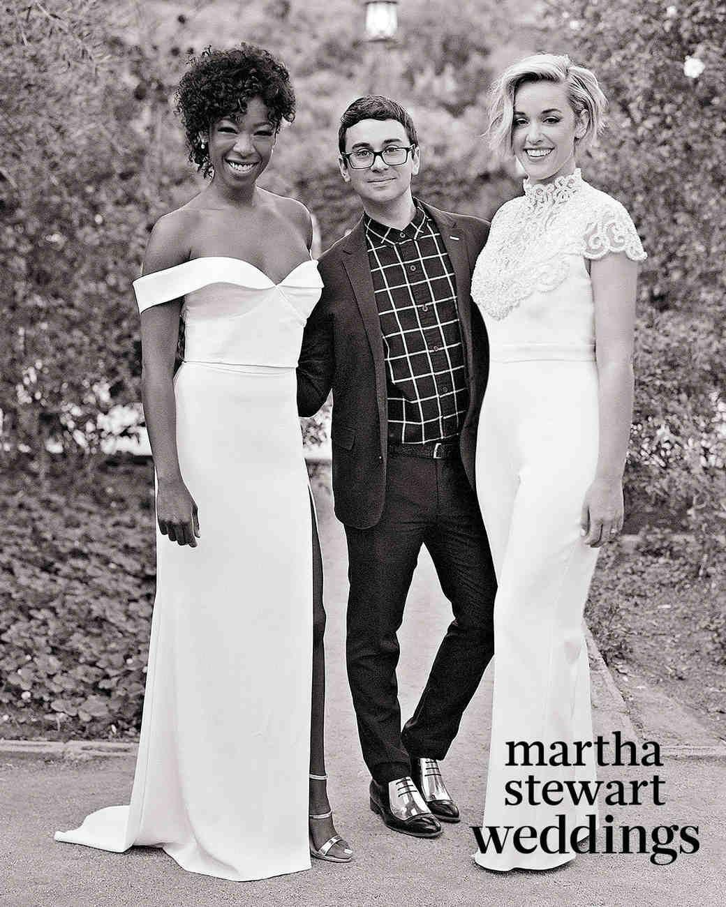 Exclusive: See Samira Wiley and Lauren Morelli\'s Incredible Wedding ...