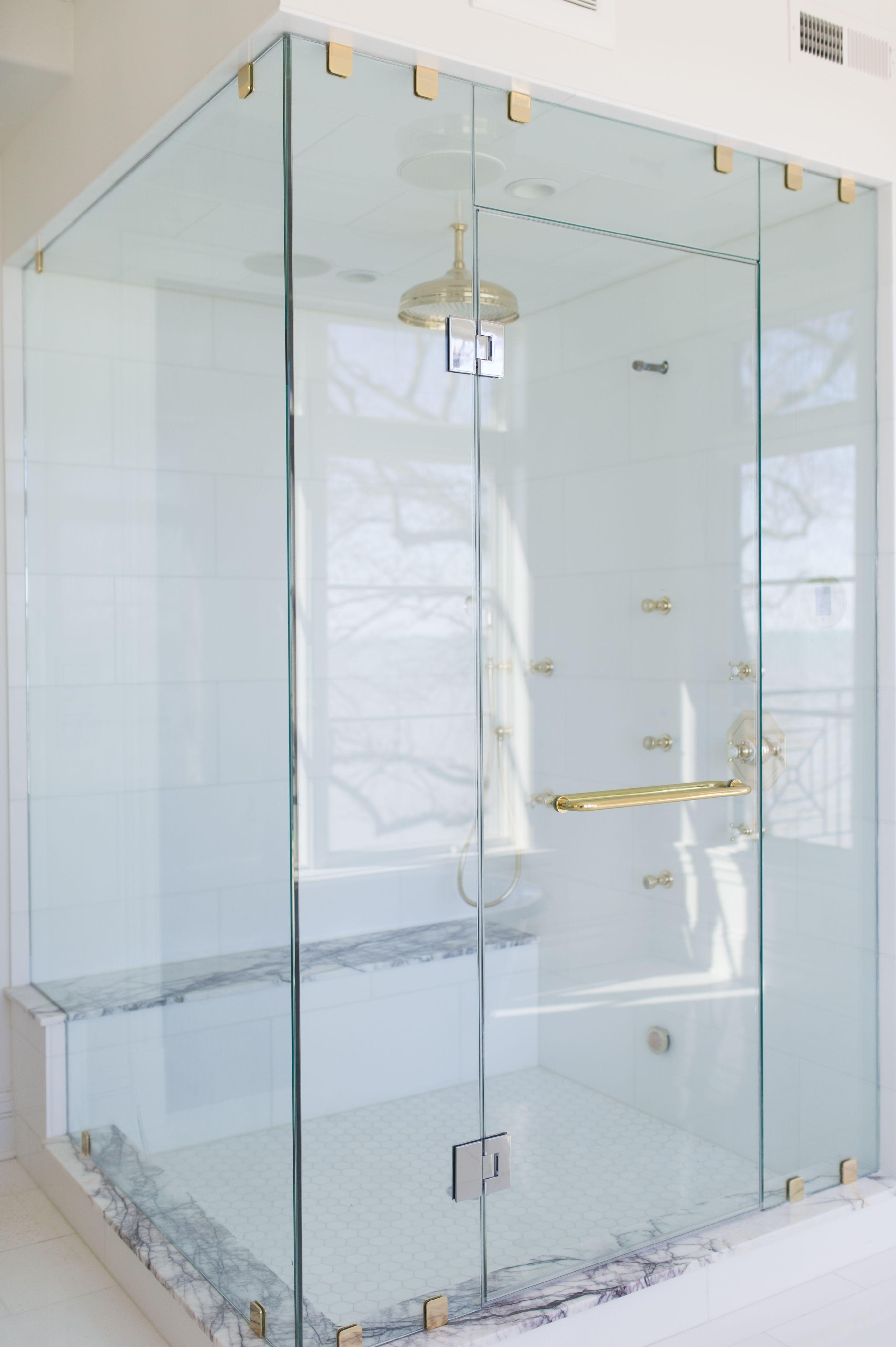 Frameless Clear Gl Shower Enclosure Door 2 Inline