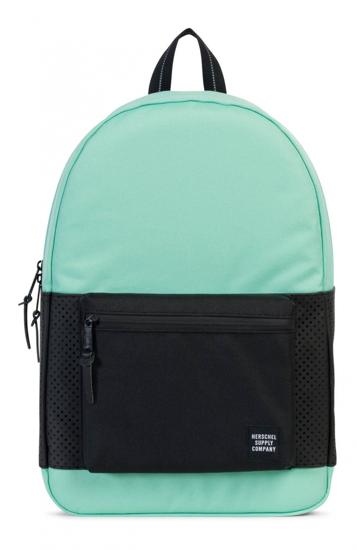 818158b8dd Herschel Settlement Backpack Aspect Poly Lucite Green Black ...