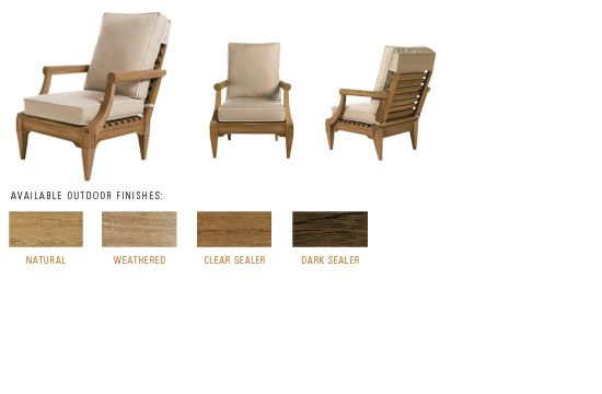 Sutherland Furniture CONSERVATORY LOUNGE CHAIR