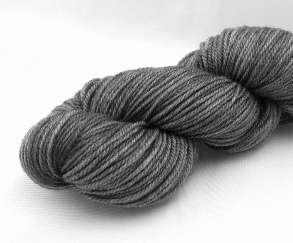 Grayson - Hand Dyed Yarn - Dyed to Order by DyeabolicalYarns on Etsy https://www.etsy.com/listing/175334793/grayson-hand-dyed-yarn-dyed-to-order