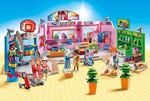 9078 einkaufspassage playmobil pferde playmobil polizei playmobil - Pferde playmobil ...
