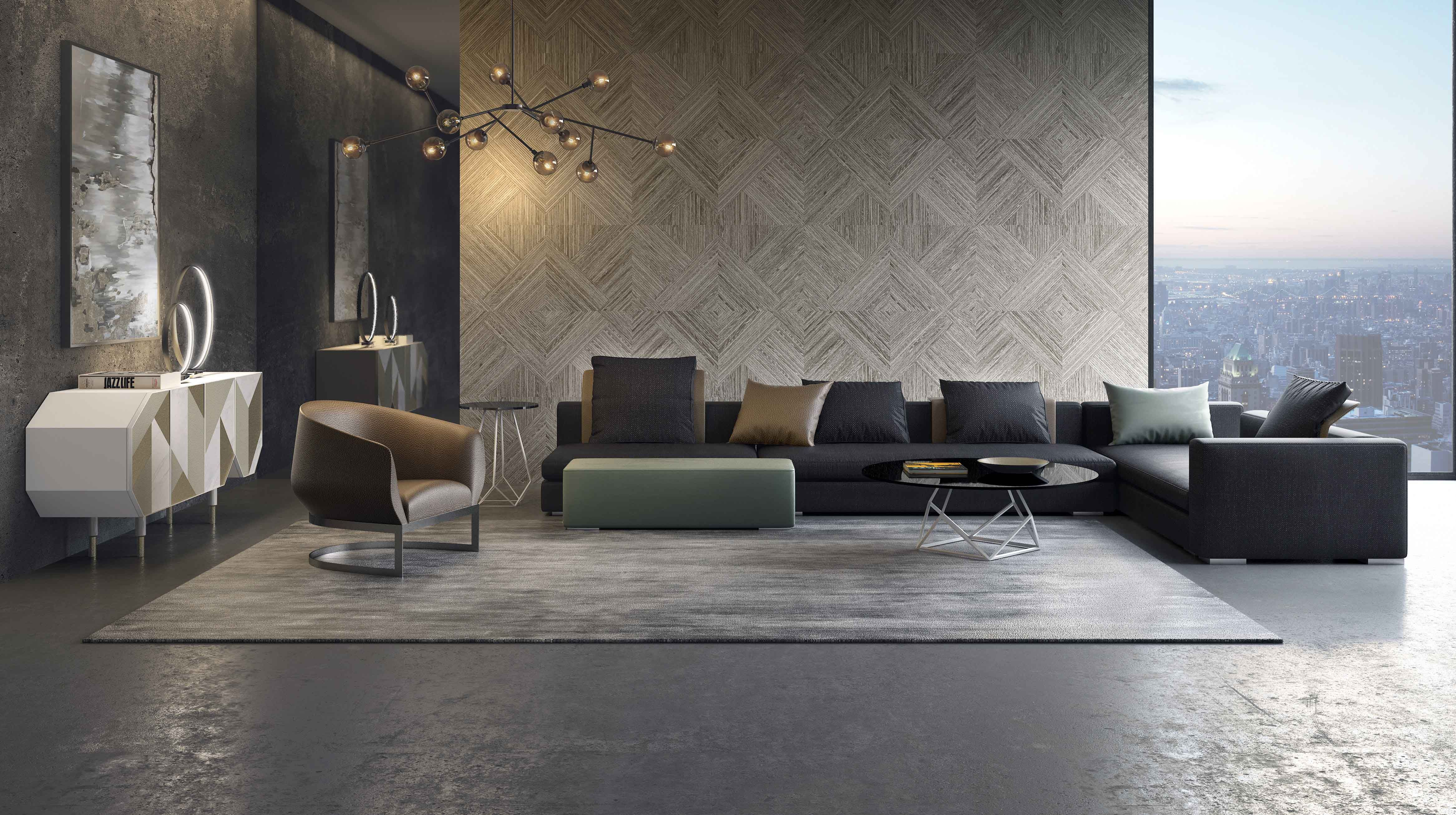 Contemporary Living Room Furniture From Coleccion Alexa