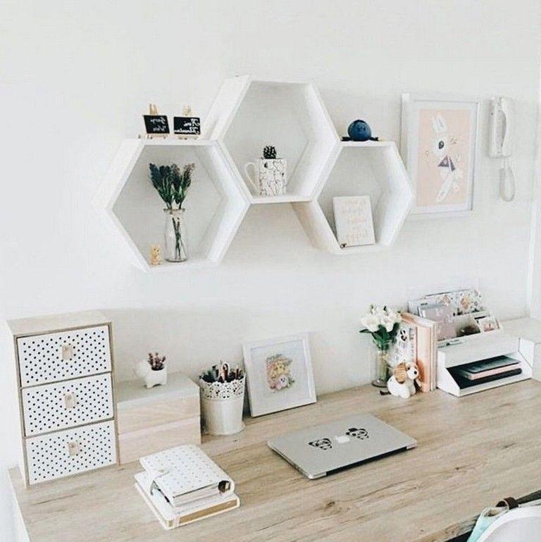 48 Elegant Office Decor Ideas For Small Apartment Minimalist Apartment Decor Modern Apartment Decor Room Inspiration