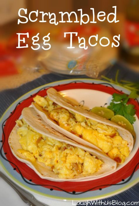 How to make really easy scrambled eggs in a potluck