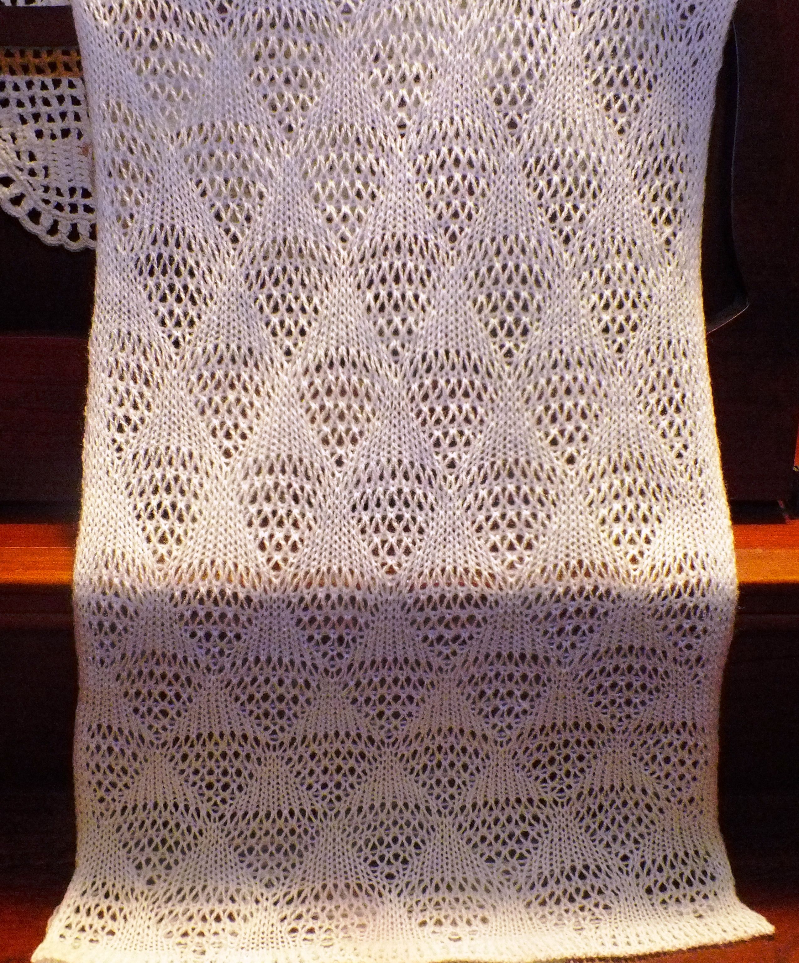 Passap lace using stitch ditcher stitch and knitting machine knitting machine bankloansurffo Images