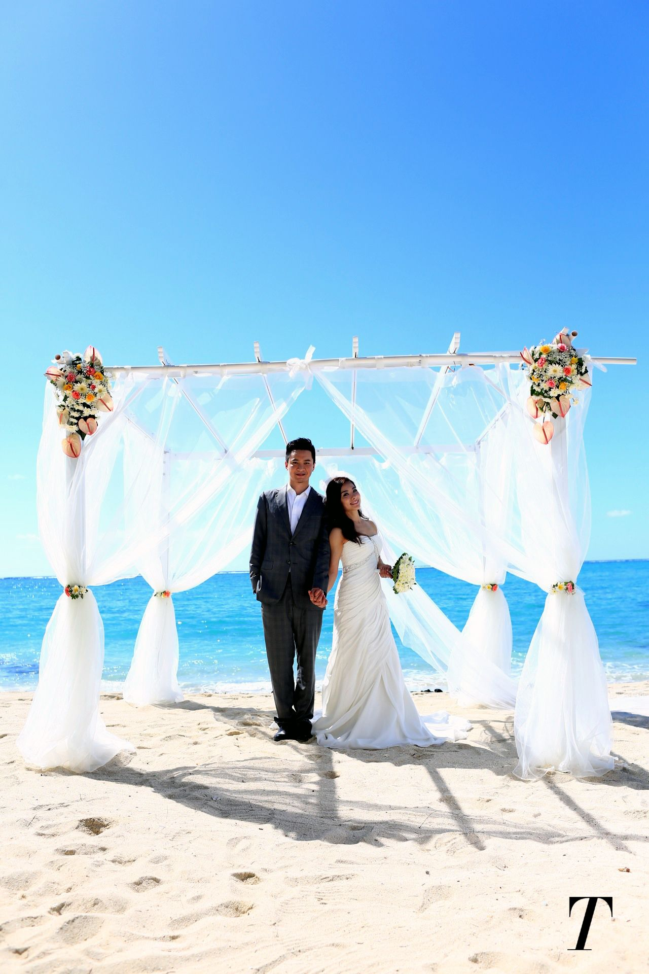 A dedicated wedding planner and a private island to yourself say a dedicated wedding planner and a private island to yourself say yes i do solutioingenieria Gallery