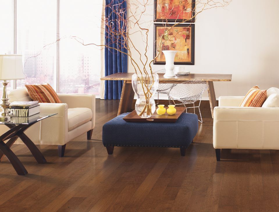Let your room brim with nostalgic charm. Our Reese Hickory