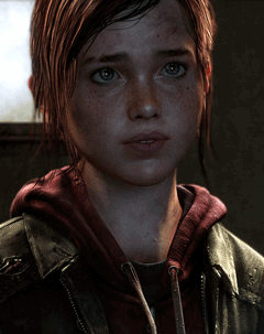 It S Got Everything To Do With That Little Girl The Last Of Us Last Of Us Remastered Video Game Characters