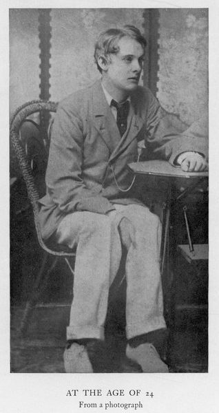 Photograph-Lord Alfred Douglas/1894-10