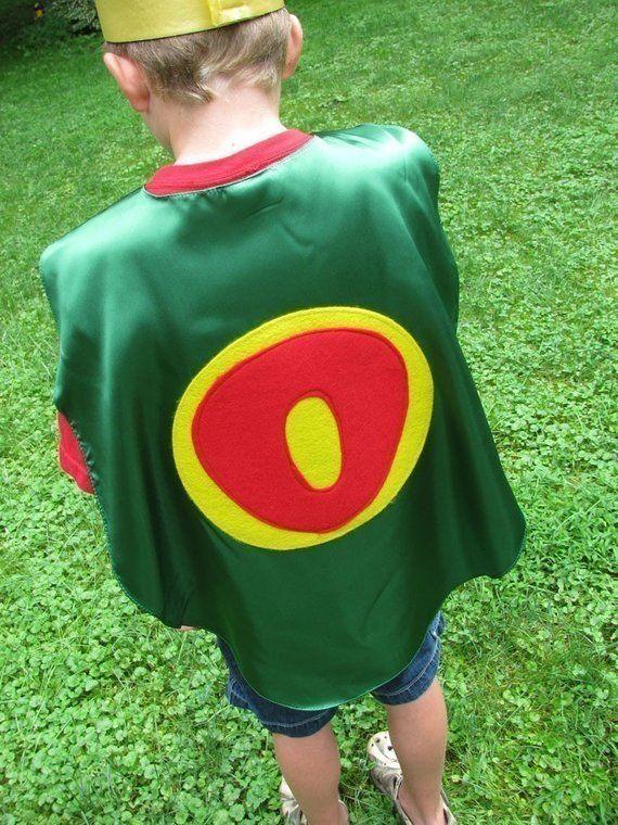 Kids Children Princess Superhero Custom Cape Capes