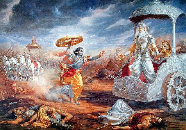 utsanna-kula-dharmanam  manusyanam janardana  narake niyatam vaso  bhavatity anususruma.    ¡Oh, Krsna, sustentador de las gentes!, he oído a través de la sucesión discipular, que aquellos que destruyen las tradiciones familiares moran siempre en el infierno. (Bg 1.43.)