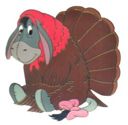 eeyore in turkey outfit eeyore pinterest eeyore rh pinterest com au disney thanksgiving clipart free disney thanksgiving clipart free