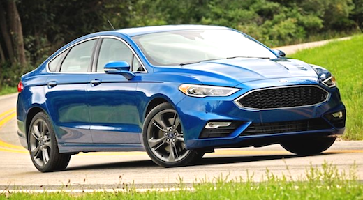 2019 Ford Fusion Sport Ford Fusion Fusion Sport 2019 Ford